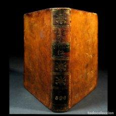 Libros antiguos: AÑO 1787 BUFFON HISTORIA NATURAL ZOOLOGÍA ANIMALES DICCIONARIO DE CUADRÚPEDOS Y TÉRMINOS ZOOLÓGICOS. Lote 106600591