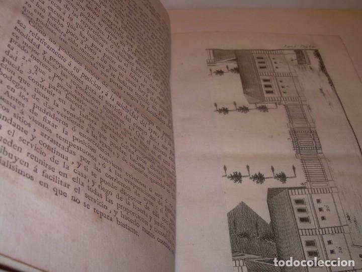 Libros antiguos: LIBRO TAPAS PIEL.DICCIONARIO DE AGRICULTURA,MEDICINA RURAL, VETERINARIA Y BOTANICA.AÑO 1799 - Foto 11 - 142796066