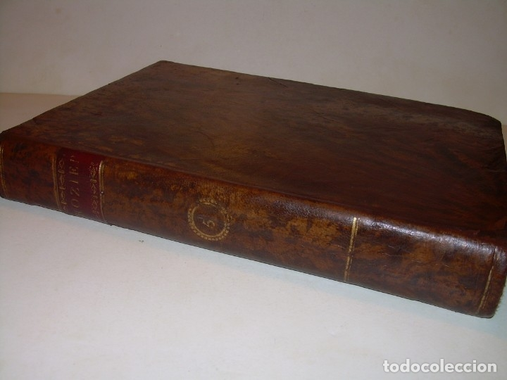 Libros antiguos: LIBRO TAPAS PIEL.DICCIONARIO DE AGRICULTURA,MEDICINA RURAL, VETERINARIA Y BOTANICA.AÑO 1799 - Foto 40 - 142796066