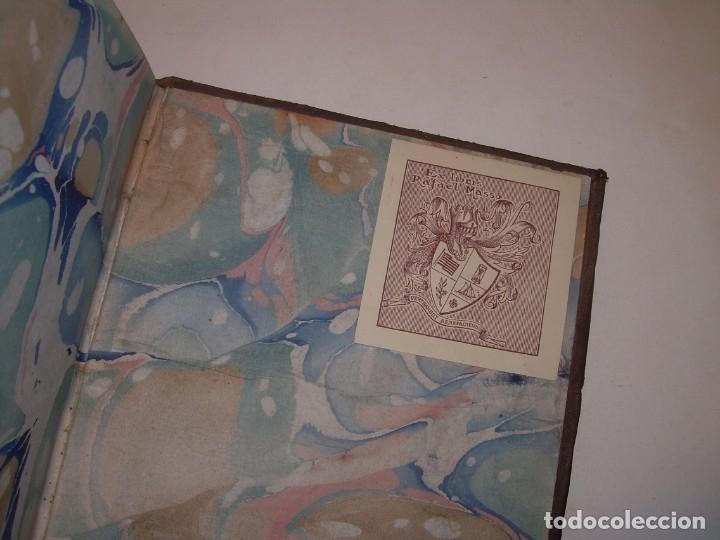 Libros antiguos: LIBRO TAPAS PIEL.DICCIONARIO DE AGRICULTURA,MEDICINA RURAL, VETERINARIA Y BOTANICA.AÑO 1799 - Foto 41 - 142796066