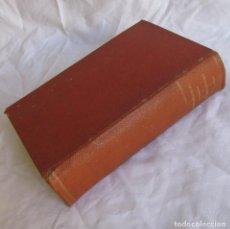 Libros antiguos: ZOOLOGÍA GENERAL. ESTUDIOS ELEMENTALES. ANIMALES INVERTEBRADOS SEGOVIA 1898. Lote 143052922