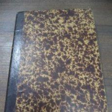 Libros antiguos: PROGRAMA RAZONADO DE AGRICULTURA. D. EDUARDO ABELA Y SAINZ DE ANDINO. 6ª EDICION. 1886.. Lote 161914073