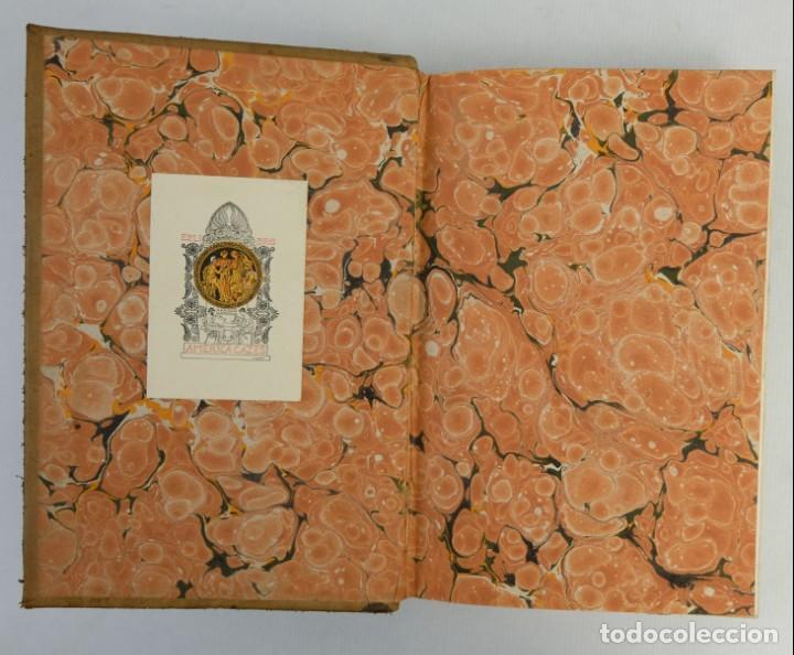 Libros antiguos: Annales de flore et de Pomone ou journal des jardins 1833-1841.Ed.Bousselon, Paris-9 tomos - Foto 3 - 143626202