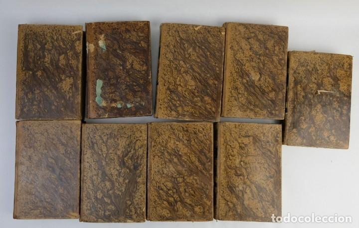Libros antiguos: Annales de flore et de Pomone ou journal des jardins 1833-1841.Ed.Bousselon, Paris-9 tomos - Foto 2 - 143626202