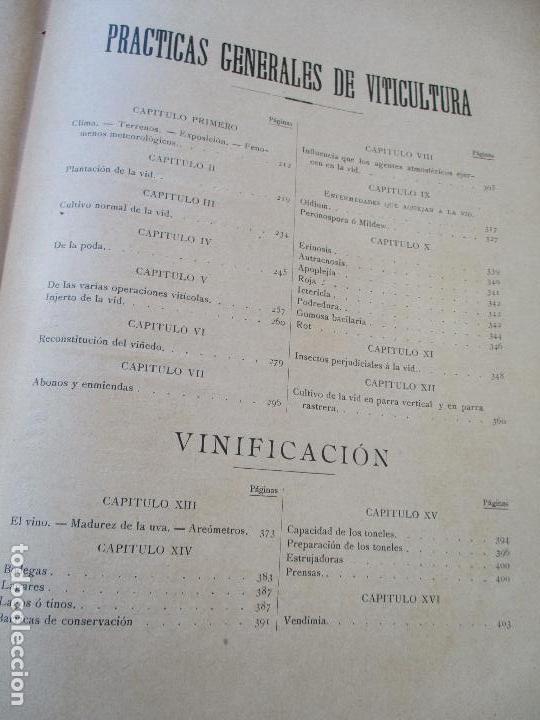 Libros antiguos: NOVÍSIMO TRATADO TEÓRICO-PRÁCTICO DE AGRICULTURA Y ZOOTECNIA - TOMO 3º .- LIBROS VI Y VII. - Foto 13 - 23880928