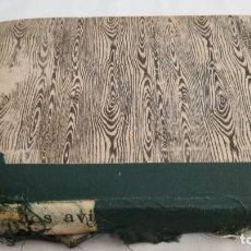 Libros antiguos: RESES LANARES TRATADO - ALFREDO FERNÁNDEZ LATORRE - IMPRENTA ALVAREZ Y RODRIGUEZ SEVILLA 1930. Lote 143764874