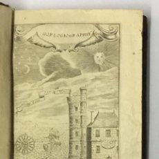 Libros antiguos: TRAITÉ D'HORLOGIOGRAPHIE, CONTENANT PLUSIEURS MANIERES DE... PIERRE DE SAINTE-MARIE MAGDELAINE.. Lote 144032430