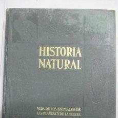 Libros antiguos: HISTORIA NATURAL. VIDA DE LOS ANIMALES DE LAS PLANTAS Y DE LA TIERRA. BOTÁNICA. TOMO III. BARCELONA.. Lote 144424926