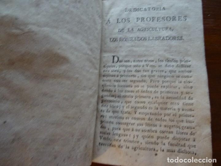 Libros antiguos: Curiosidades de la naturaleza y del arte, sobre la vegetación o agricultura y jardinería, 1806 - Foto 4 - 144474342