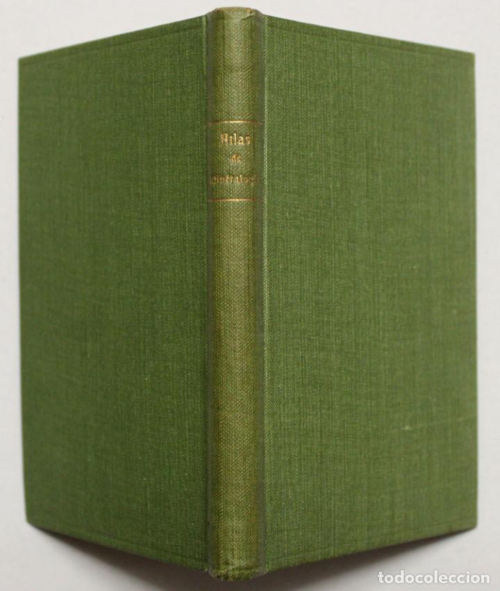 Libros antiguos: ATLAS DE MINÉRALOGIE OU HISTOIRE NATURELLE DES MINÉRAUX... - Foto 6 - 217674467