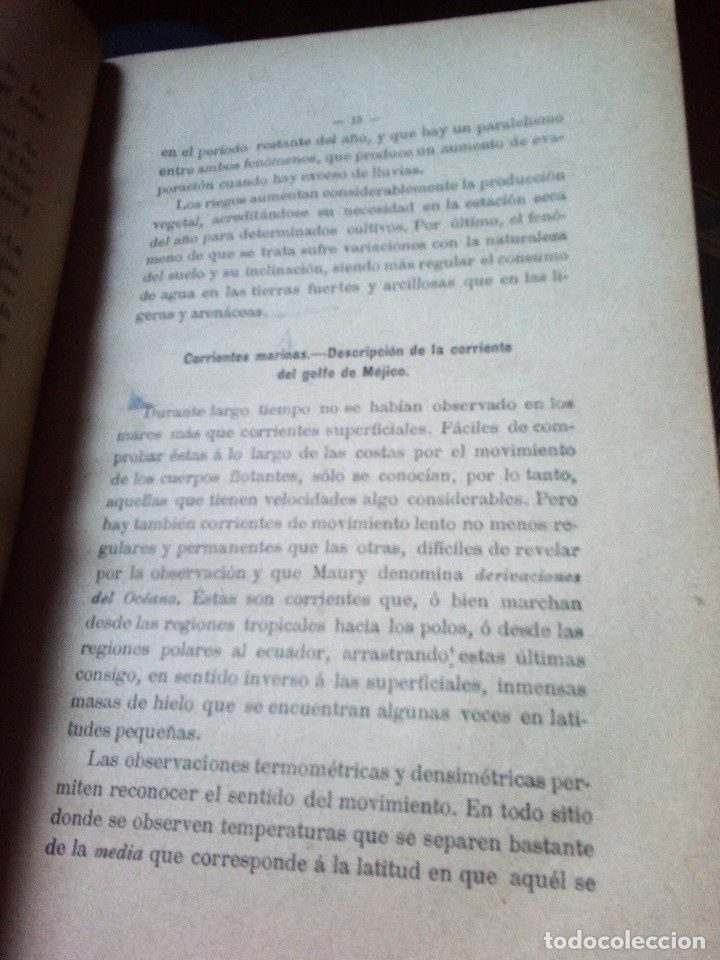 Libros antiguos: notas acidionales al curso de meteorologia y climatologia escuela de ingenieros de montes 1896, raro - Foto 4 - 145908822