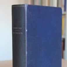 Libros antiguos: S.RAMÓN Y CAJAL Y J.F.TELLO - ELEMENTOS DE HISTOLOGÍA NORMAL Y DE TÉCNICA MICROGRÁFICA 9ª EDIC 1928. Lote 146016438