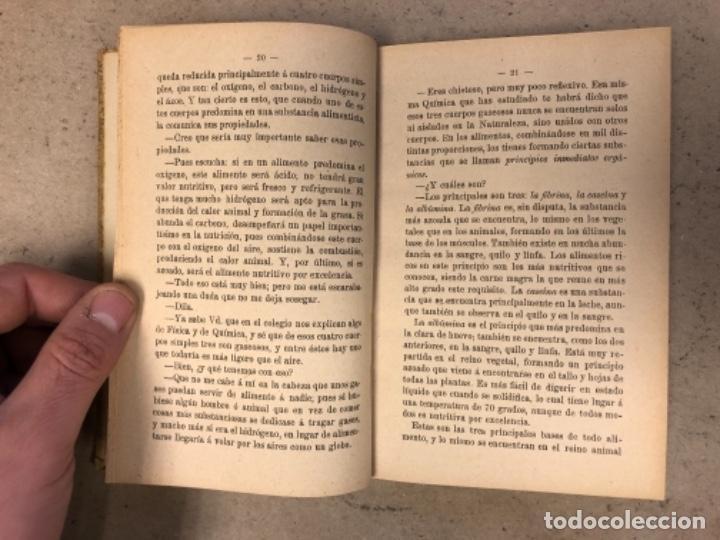 Libros antiguos: PRINCIPIOS DE ZOOTECNIA (CRIANZA DE LOS ANIMALES RELACIONADOS CON LA AGRICULTURA). JUAN RUIZ Y TARTA - Foto 4 - 146540730