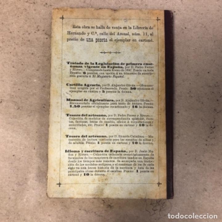 Libros antiguos: PRINCIPIOS DE ZOOTECNIA (CRIANZA DE LOS ANIMALES RELACIONADOS CON LA AGRICULTURA). JUAN RUIZ Y TARTA - Foto 9 - 146540730