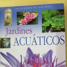 Libros antiguos: JARDINES ACUÁTICOS. Lote 146587846