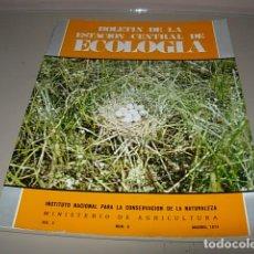 Libros antiguos: BOLETIN DE LA ESTACION CENTRAL DE ECOLOGIA. VOL.5 - Nº 9 1976. Lote 148489178