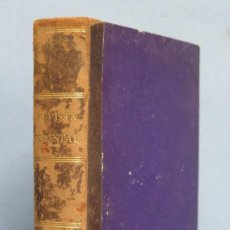 Libros antiguos: MUY RARO ! 1870.- REVISTA FORESTAL ECONOMICA Y AGRICOLA. D. FRANCISCO GARCIA MARTIN. TOMO III. Lote 148534594