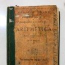 Libros antiguos: EDICIONES BRUNO. ARITMÉTICA 1933. SEXTA EDICIÓN. LIBRO DEL ALUMNO. NOCIONES EJERCICIOS. . Lote 149338670