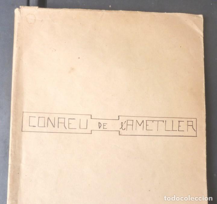 Libros antiguos: Conreu de l'ametller Joan Salom i Calafell 1923 Mancomunitat de Catalunya, Escola Sup d'Agricultura - Foto 2 - 150574402