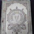 Libros antiguos: 1891. ZOOLOGÍA I. MONTANER Y SIMÓN.. Lote 150636054