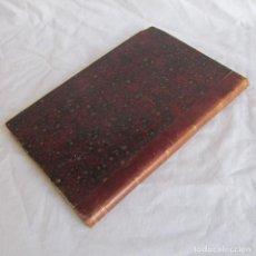 Libros antiguos: TRATADO DE TRIGONOMETRÍA Y TOPOGRAFÍA JUAN CORTAZAR 1875. Lote 151131582