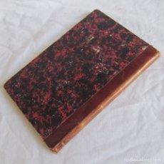 Libros antiguos: TRATADO DE GEOMETRÍA ELEMENTAL JUAN CORTAZAR 1875. Lote 151131726