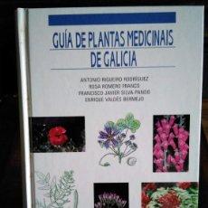 Libros antiguos: GUIA DE PLANTAS DE GALICIA. Lote 151359866