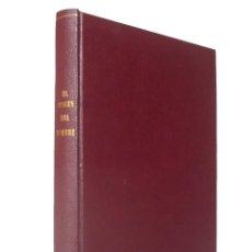 Livres anciens: 1920 - ERNESTO HAECKEL: ESTADO ACTUAL DE NUESTROS CONOCIMIENTOS SOBRE EL ORIGEN DEL HOMBRE. Lote 151371886
