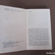 Libros antiguos: FÍSICA Y QUIMICA DE LA VIDA. ALIANDZA EDITORIAL. 1969. Lote 151491274