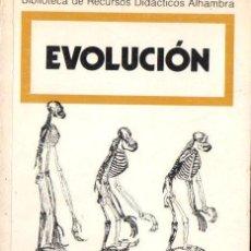 Libros antiguos: CABELLO Y LOPE : EVOLUCIÓN (ALHAMBRA, 1988). Lote 151565150