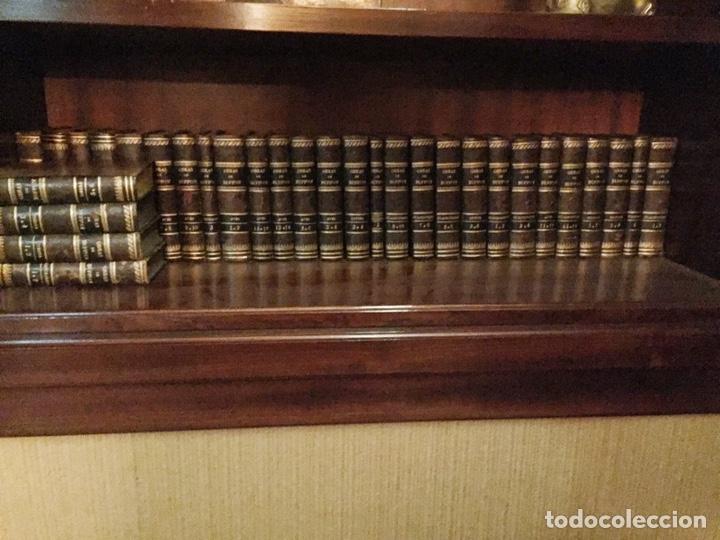 COLECCIÓN OBRAS COMPLETAS DE BUFFON (Libros Antiguos, Raros y Curiosos - Ciencias, Manuales y Oficios - Bilogía y Botánica)