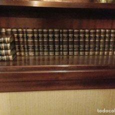 Libros antiguos: COLECCIÓN OBRAS COMPLETAS DE BUFFON. Lote 151907094
