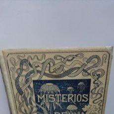 Libros antiguos: LOS MISTERIOS DEL MAR. Lote 152149546