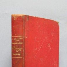 Libros antiguos: 1885.- ORDENACION Y VALORACION DE MONTES. LUCAS DE OLAZABAL. Lote 152349406