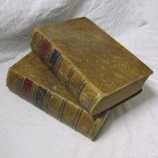 Libros antiguos: TRATADO ELEMENTAL DE QUÍMICA. EUGENIO PINERUA ALVAREZ. 1906, OBRA COMPLETA, 3 TOMOS EN 2 VOLÚMENES. Lote 152485914