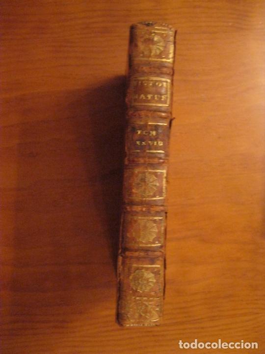 Libros antiguos: Histoire Naturelle, générale et particuliére... Tomo 28. 1768. Buffon. Posee 18 grabados - Foto 21 - 153746130