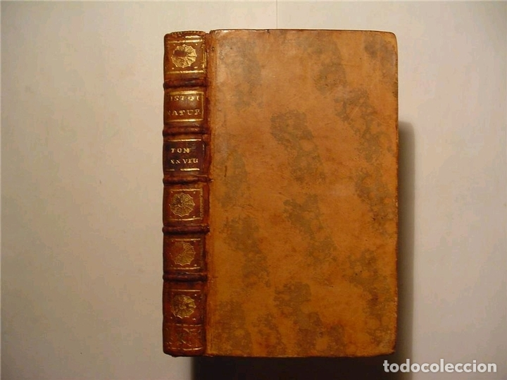 Libros antiguos: Histoire Naturelle, générale et particuliére... Tomo 28. 1768. Buffon. Posee 18 grabados - Foto 23 - 153746130