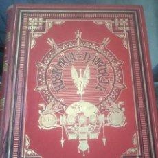 Libros antiguos: LA CREACIÓN - HISTORIA NATURAL - JUAN VILANOVA - TOMO IV - AVES. Lote 153855226