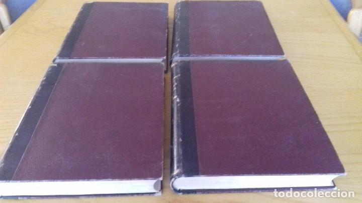 Libros antiguos: MARAVILLAS DE LA VIDA ANIMAL - HAMMERTON - JOAQUIN GIL 1º EDICION ABRIL 1930-COMPLETA 4 TOMOS - Foto 3 - 158894594