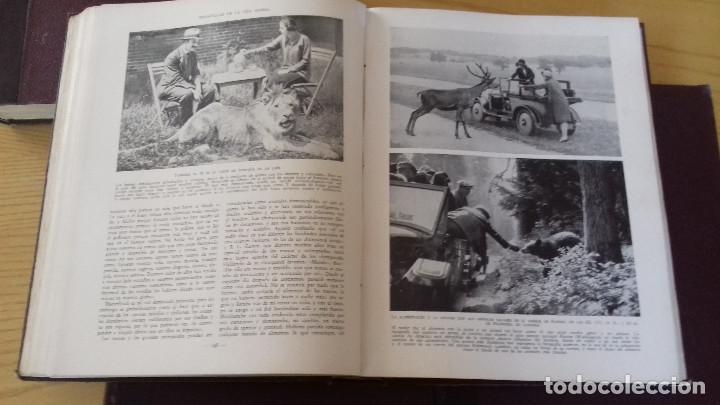 Libros antiguos: MARAVILLAS DE LA VIDA ANIMAL - HAMMERTON - JOAQUIN GIL 1º EDICION ABRIL 1930-COMPLETA 4 TOMOS - Foto 7 - 158894594