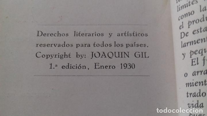Libros antiguos: MARAVILLAS DE LA VIDA ANIMAL - HAMMERTON - JOAQUIN GIL 1º EDICION ABRIL 1930-COMPLETA 4 TOMOS - Foto 11 - 158894594