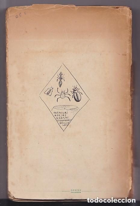Libros antiguos: 1882 - LA VIDA PSÍQUICA DE LOS ANIMALES - LUIS BÜCHNER - Foto 4 - 154252426