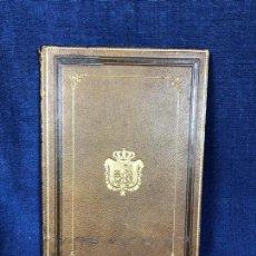 Libros antiguos: MEMORIA EXPOSICION UNIVERSAL LONDRES 1863 QUIMICA AGRICULTURA TORRES MUÑOZ DE LUNA 23X15CMS. Lote 154279962