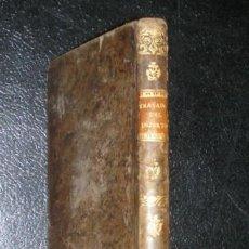 Libros antiguos: BOUTELOU, CLAUDIO: TRATADO DEL INJERTO. 1817. AGRICULTURA. Lote 47301246