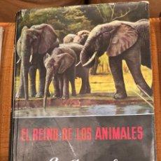 Libros antiguos: 2 LOS ANIMALES DE LAS SELVAS(17€). Lote 154376250