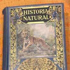 Libros antiguos: HISTORIA NATURAL(45€). Lote 154376562