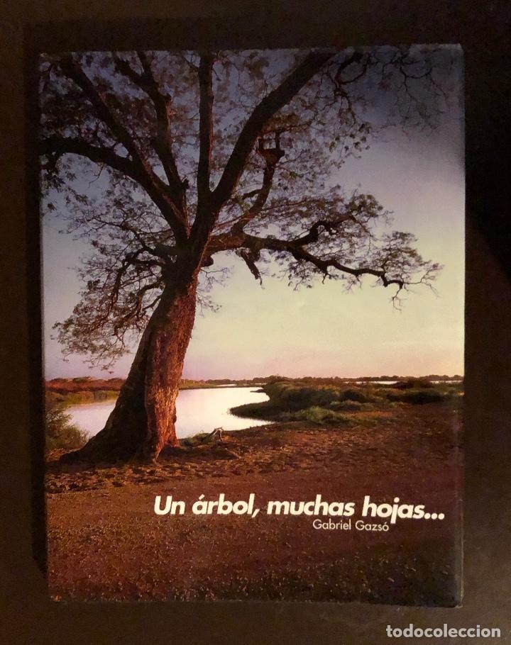 UN ARBOL,MUCHAS HOJAS(15€) (Libros Antiguos, Raros y Curiosos - Ciencias, Manuales y Oficios - Bilogía y Botánica)