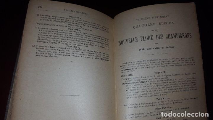 Libros antiguos: Nouvelle flore des Champignons - 1934 - Foto 13 - 154866962