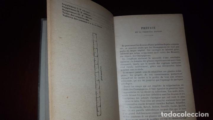 Libros antiguos: Nouvelle flore des Champignons - 1934 - Foto 6 - 154866962