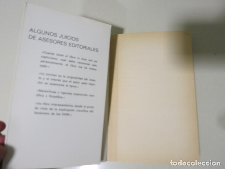 Libros antiguos: HACIA UNA FÍSICA DE LOS OVNI LIBRO MITICO FRANCISCO AREJULA AÑO 1973 - Foto 4 - 155039194